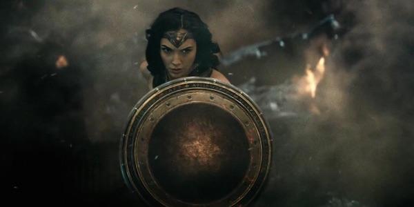Wonder Woman Batman V Superman