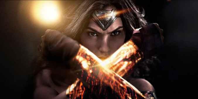 Wonder Woman Hope
